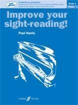 Harris, Paul. Improve your sight-reading! Grade 1 Piano. Londres: Faber and Faber, 2008