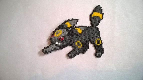 Umbreon by WiseBeadz on Etsy