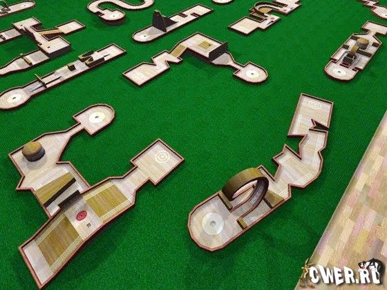 Best Diy Miniature Golf Course Images On Pinterest Miniature