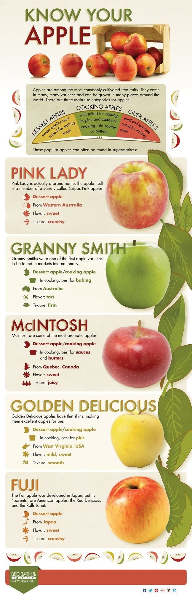 Right after you find the perfect apple, of course: | 27 Amazing Charts That Will Turn You Into A Baking Whiz