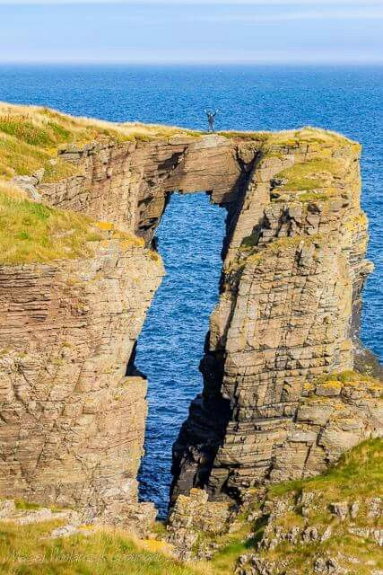 Brig O Stack, Caithness Scotland