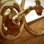 My SRAM Quarq can handle grime from rainy roads, no problem!