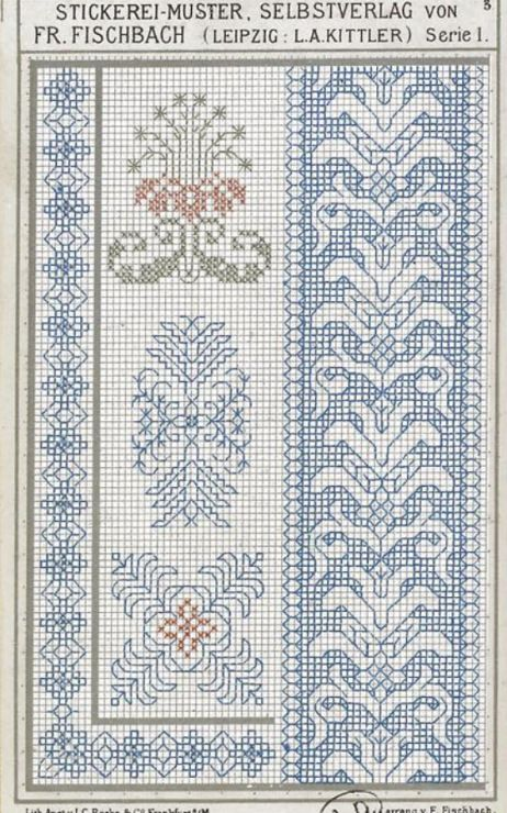 Gallery.ru / Фото #101 - старинные ковры и схемы для вышивки - SvetlanN