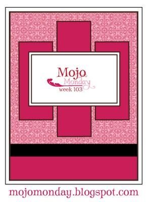 Mojo Monday - The Blog: Mojo Monday 103 - CONTEST