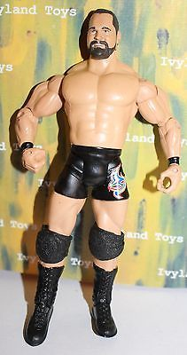 WWE Mike Knox Ruthless Aggression Jakks Action Figure ECW Series 2 Wrestling