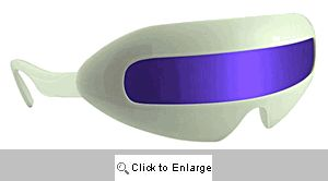 Stratum Vintage Revo Sunglasses - 325A White