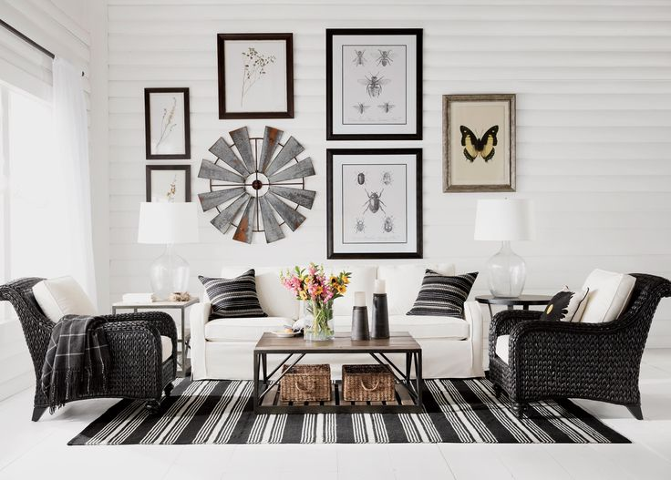 Breezy Does It Living Room | Ethan Allen