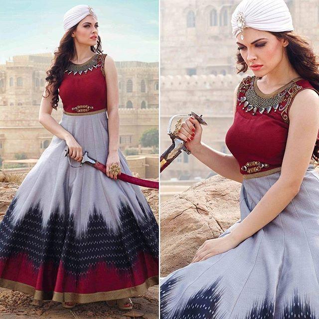 Modernization ofDESIGNA Gives usPOWERto look EXCELLENTyetGRACEFUL  Palkhi Fashion 9412 Hwy 6 S Houston, TX 77083 #(832) 929 4987  www.palkhifashion.com  #designer#oneofakind #womenfashion #indianfashion #love #shopping#buyindianwear #pakistanifashion #silk#handwork #maroon #anarkali #gown #reception #wedding #photography #exclusive #party #black #fashion #indianclothing #bride #palkhifashion #like4like#instago #follow4follow #houston #beautiful #amazing #silver