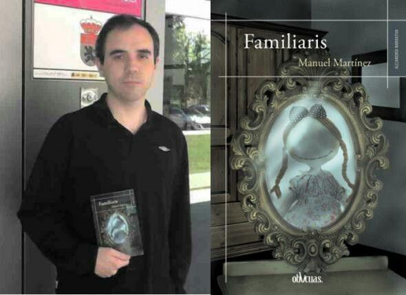 El Club de Lectura de la ULE recibe la visita del escritor leonés Manuel Martínez