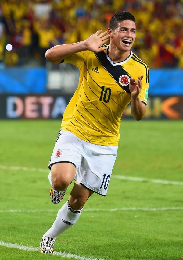 James Rodriguez: World Cup star joins Real Madrid