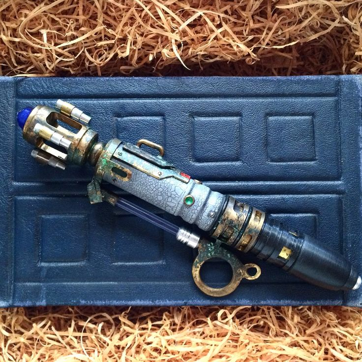 River Song's Sonic Screwdriver Replica!  #DoctorWho