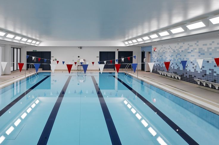 Leisure Centre - Huddersfield