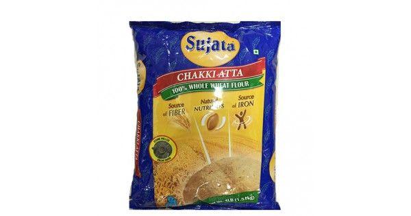Sujata Chakki Atta : Buy Atta Online : Maxsupermart.com