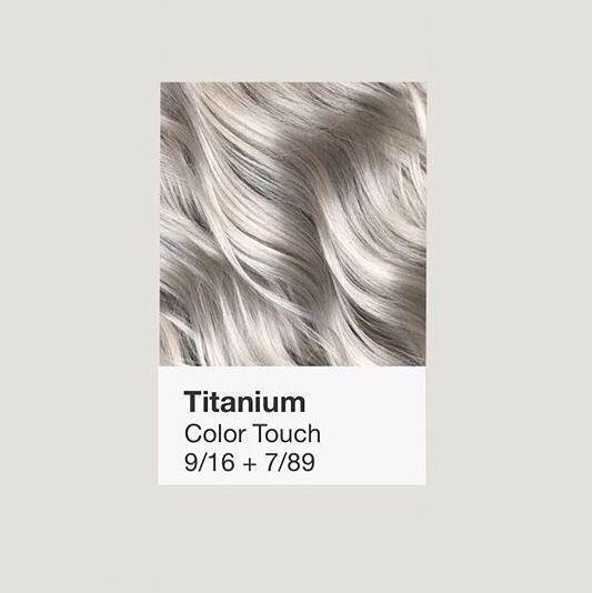 Gorgeous Wella blonde toner glaze color formula – …
