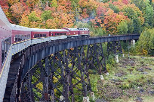Agawa Canyon Tour Train - Ontario's Algoma Country