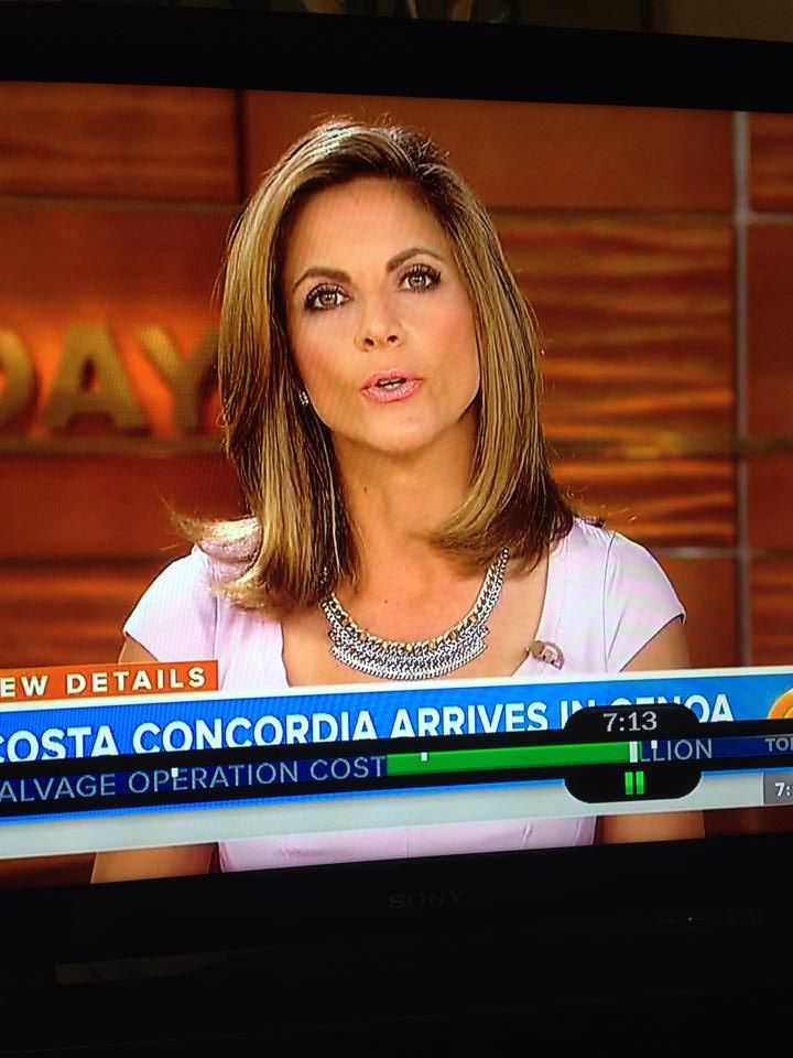 Natalie Morales sports the Stella & Dot Cassady Collar on Today this morning. It's from the new Fall 2014 collection. www.stelladot.com/meganjbagby