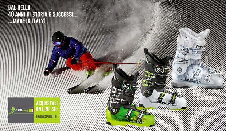 Era il Marzo del 1974 quando il primo paio di scarponi da sci a marchio Dal Bello fu venduto in un negozio in Austria.Da allora sono trascorsi quarant'anni!Quarant'anni fatti di sviluppo e ricerca costanti, di innovazione e applicazione di tecnologie sempre al passo con i tempi, di grandi successi, come quelli conquistati alle ultime Olimpiadi invernali di Sochi.Dal Bello oggi è sinonimo di elevata qualità Made in Italy nel Mond…