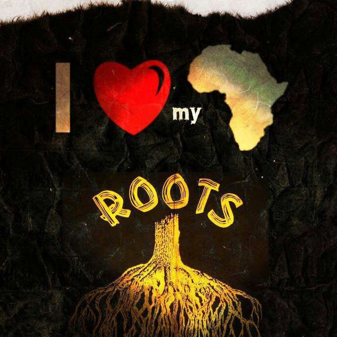 I Love My African Roots