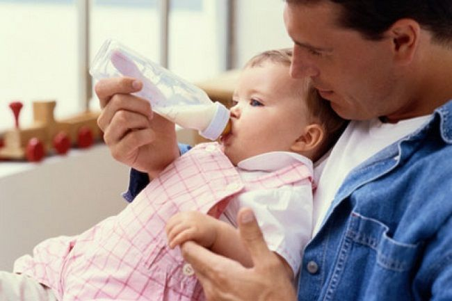 Implicarea tatălui în creşterea copilului