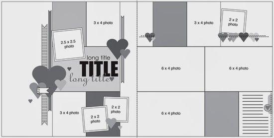 10 photo layout