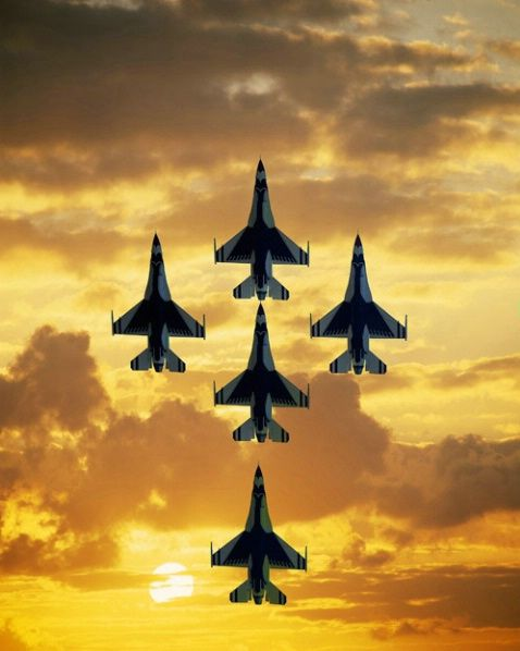 FO-3962  U.S. Airforce Thunderbirds, Smyrna, Tennessee    Thanks for posting this...missing my TN hometown!