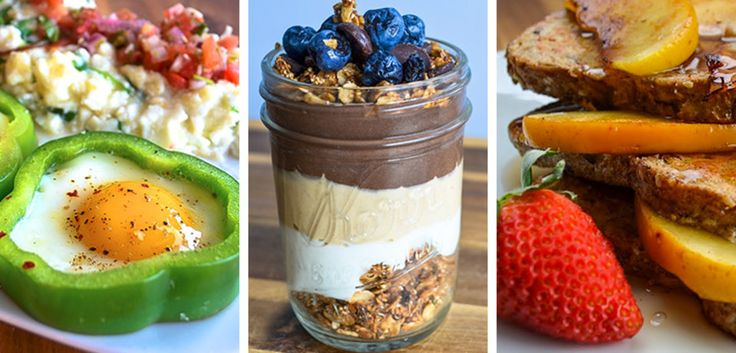 Give your body the nutrition it needs to build muscle and perform at its best. These recipes will provide the taste and macros you're looking for!