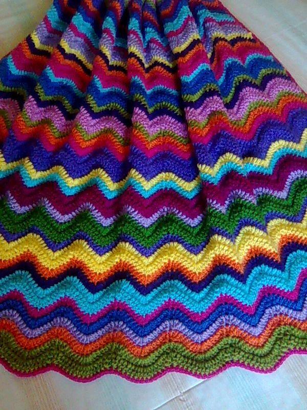 3750 mejores im genes sobre colchas a crochet en pinterest - Mantas de crochet a cuadros ...