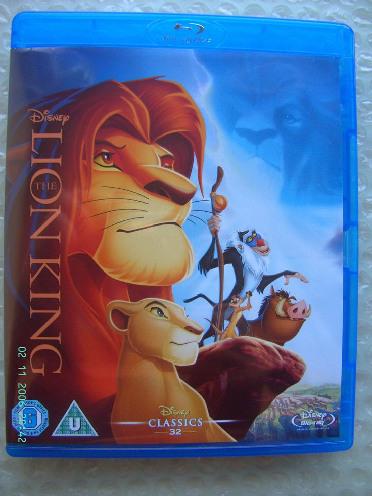 #Disney the lion king   (blu-ray, #2012)  -  new but not #sealed  blu-ray,  View more on the LINK: http://www.zeppy.io/product/gb/2/381909710800/