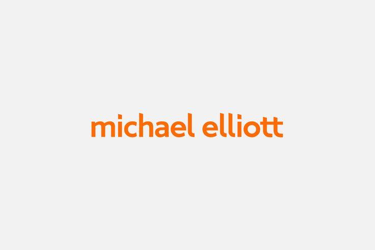 Michael Elliott by Six — The Brand Identity