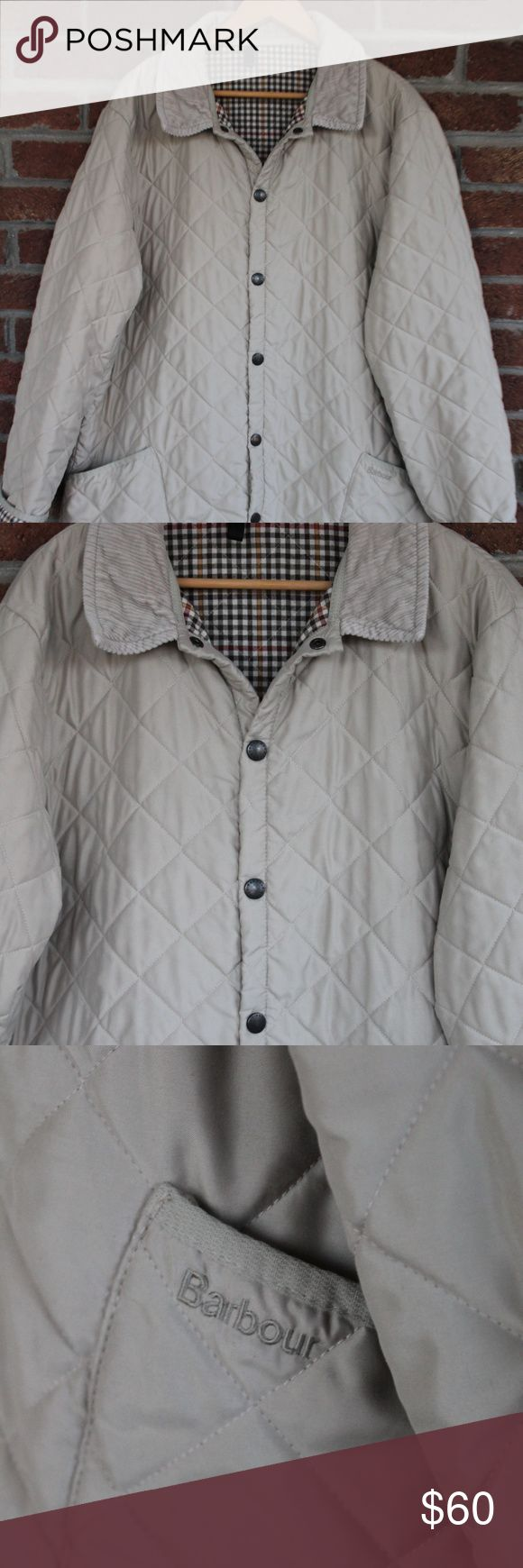 ladies barbour jacket / coat.  size XL. clean, like new and from a smoke free home. Barbour Jackets & Coats