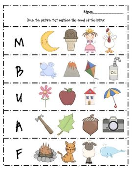21 Best images about Letter-Sound on Pinterest | Literacy, Stamps ...