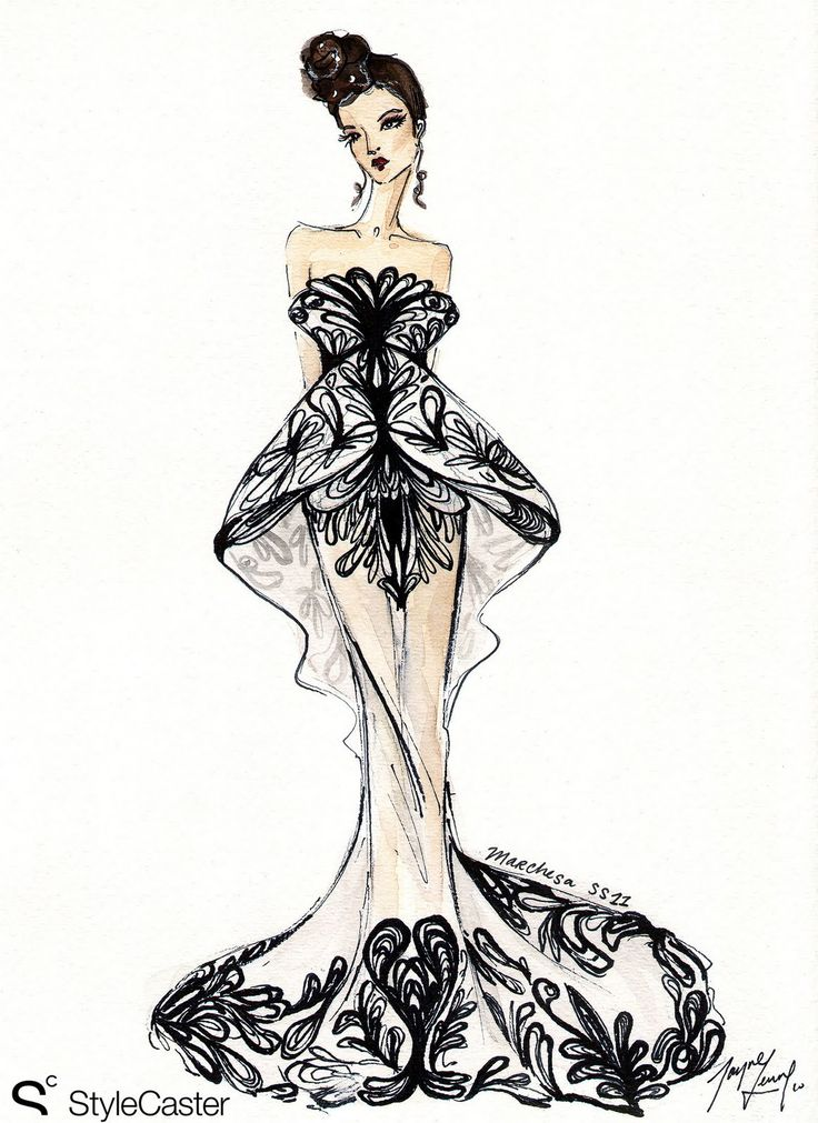 1000 Images About Stylisme On Pinterest Jason Wu Fashion Sketches And Hat Styles