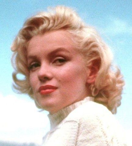 Marilyn. Photo by John Vachon, 1953.