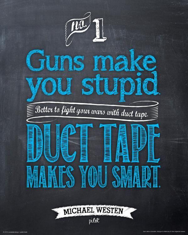 Burn Notice Life Lessons & Quotes - #1 Michael Westen/Jeffrey Donovan