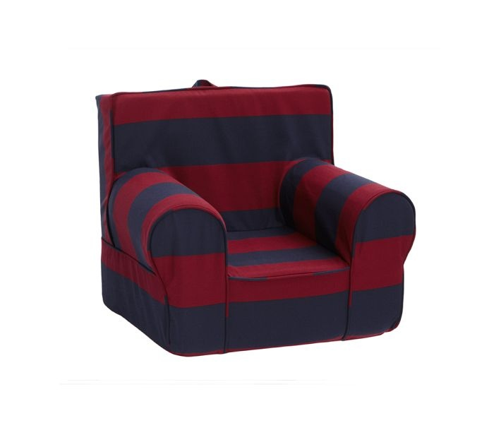 Pottery barn anywhere chair baseball bedrooms for Anywhere chair