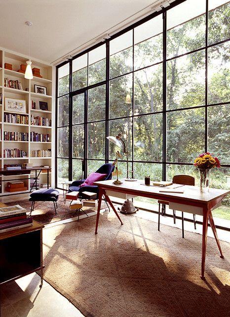 Tener la oficina o espacio creativo que más me inspire
