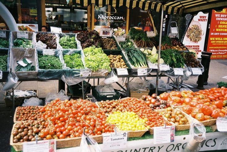 Brixton – Farmers Market – August 2014