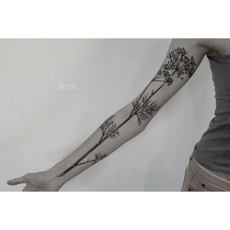 Best Dotwork Tattoos Images On Pinterest Black Blackwork And - Surreal black ink tattoos by ilya brezinski