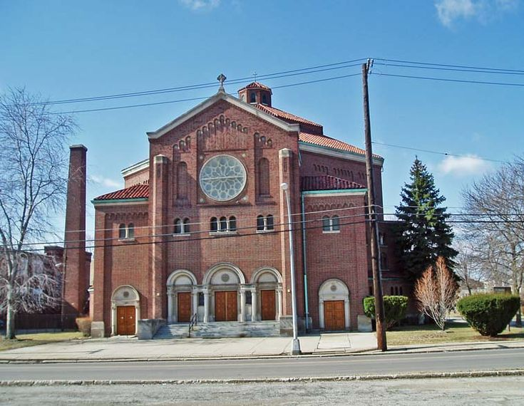 St. Benedict Roman Catholic Church. Highland Park, MI. I worked in the parish school, first as a parent volunteer, and then as computer teacher and secretary for a total of 21 years.