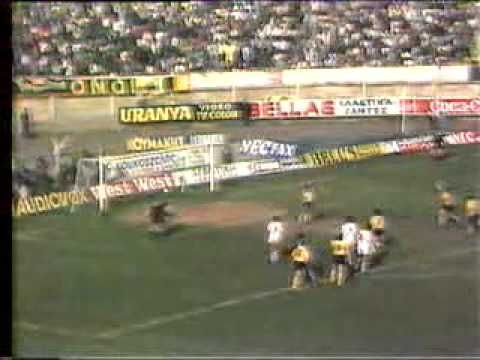 19.1988-1989 ΑΕΚ-ΛΑΡΙΣΑ 3-3 ΟΚΟΝΣΚΙ,ΣΑΒΕΒΣΚΙ,ΣΤΑΜΑΤΗΣ