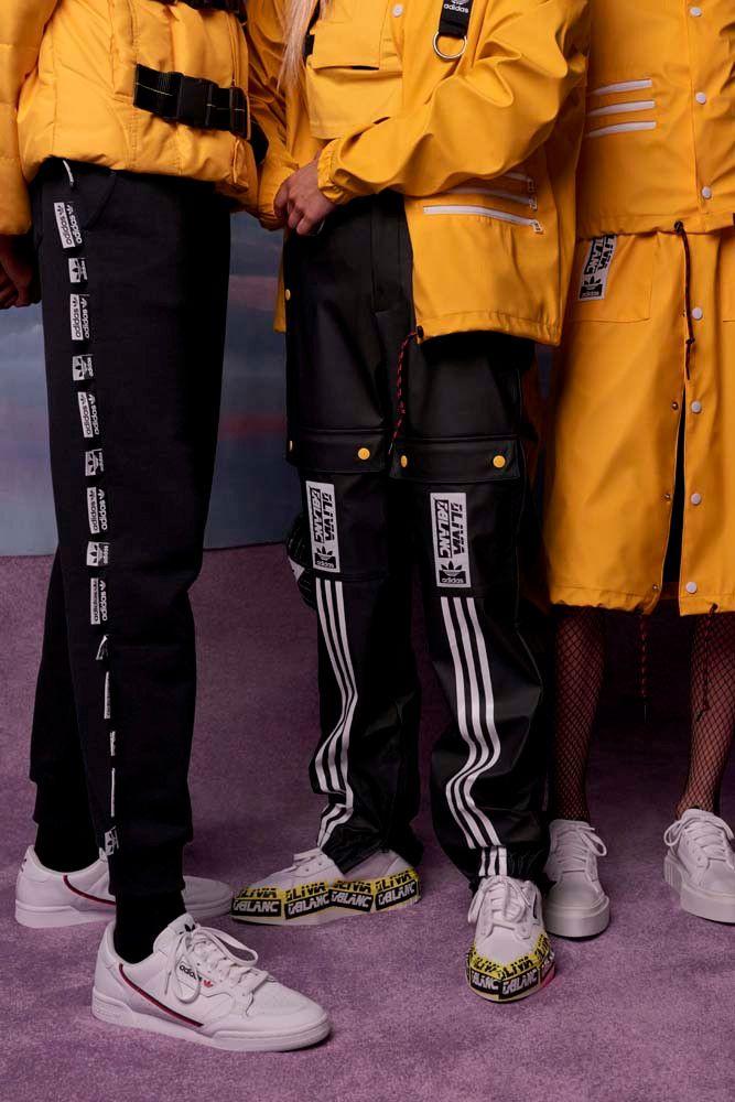 adidas Originals \u0026 Olivia Oblanc Reveal