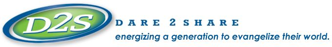 Dare2Share - energizing a nation to evangelize their world