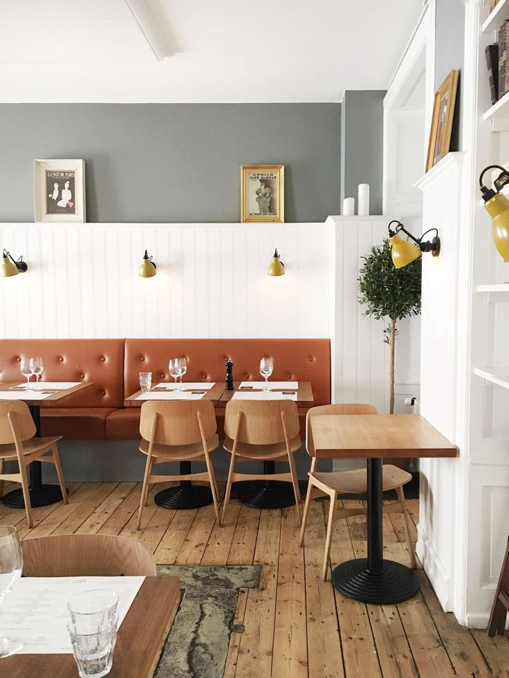 """""""There are tons of cute cafés all along Store Kongensgade,"""" says Muller. """"We loved Bistro Royal for their truffle fries and cute decor."""" Kongens Nytorv 26; madklubben.dk"""