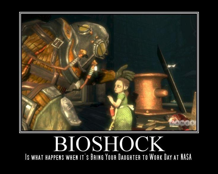 Bioshock mp by Redpyramidhead