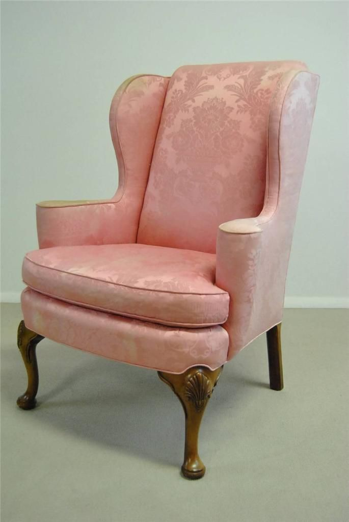 17 Best Images About Wingback Chair Project On Pinterest