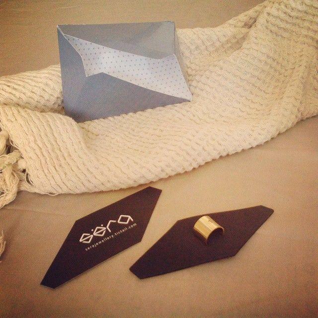 Összepakoltam az első rendeléseket :-) #serajewellery  #jewel #firstsunshine #saturday #tegyélamagyardivatért