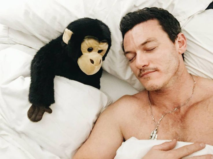 "45 Likes, 1 Comments - ❥ luke evans (@dailylukeevans) on Instagram: ""your friend is creepy luke  #lukeevans"""