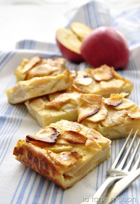 Quadrotti di mele