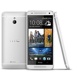 The HTC One Mini. Good things come in small packages.