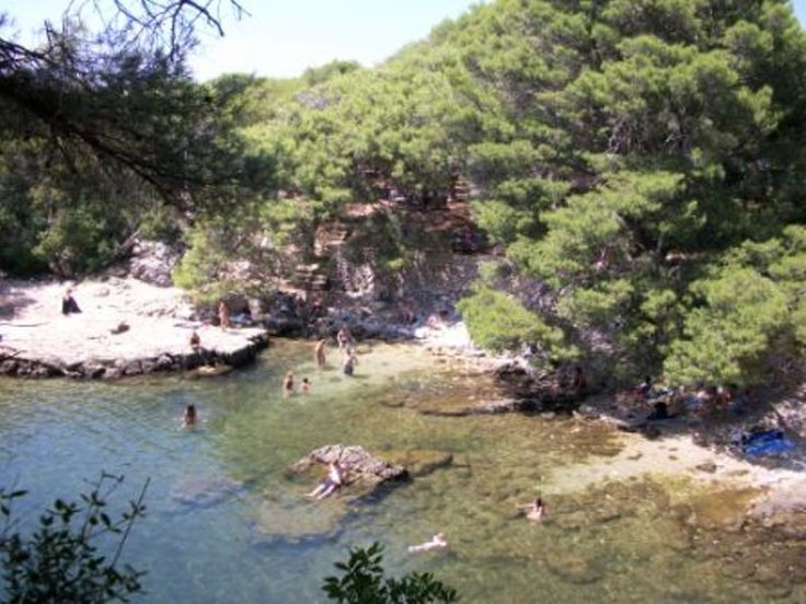 Dubrovački otoci Island Croatia